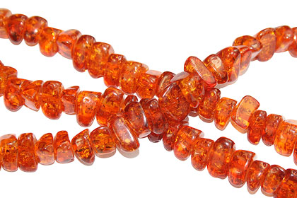 Design 16217: orange,yellow bulk lots beads
