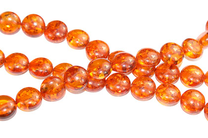 Design 16224: orange,yellow bulk lots round beads