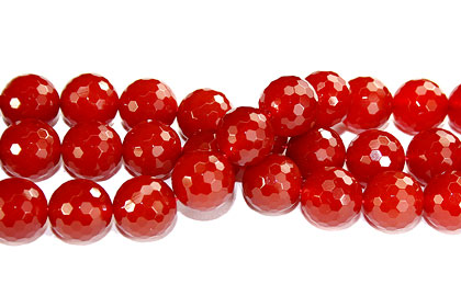 Design 16229: orange,red bulk lots round beads