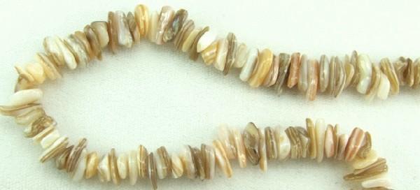 Design 5817: Multi shell chips beads