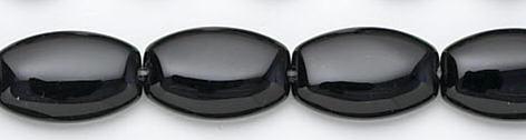 Design 6630: black black onyx beads