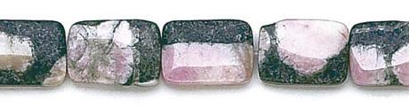 Design 6809: black,gray,pink jasper beads