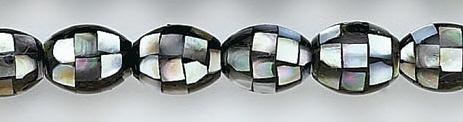 Design 7029: multi shell beads