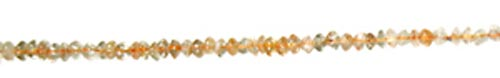Design 7737: Yellow citrine beads