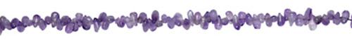 Design 7739: Purple amethyst beads