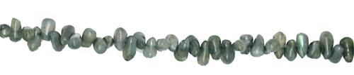 Design 7751: Grey labradorite beads