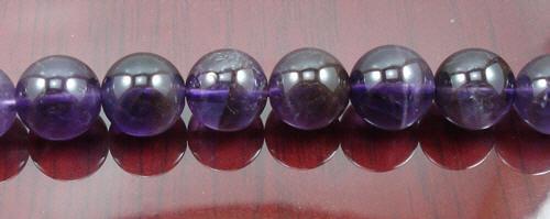 Design 8297: purple amethyst beads