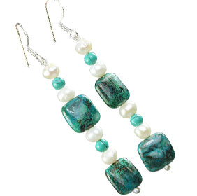 Design 16184: multi-color multi-stone multistone earrings