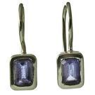 Design 3104: blue iolite earrings