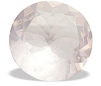 Design 15298: pink rose quartz round gems