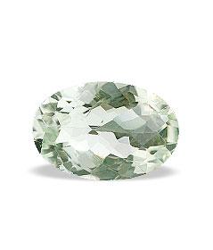 Design 15307: green amethyst oval gems