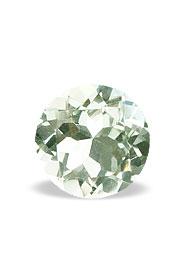Design 15311: green amethyst round gems