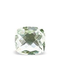 Design 15314: green amethyst rectangular gems
