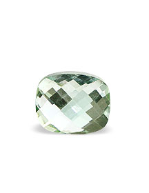 Design 15315: green amethyst rectangular gems