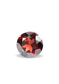 Design 16325: red garnet round gems