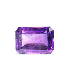 Design 16348: purple amethyst rectangular gems