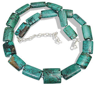 Design 1200: blue,green,multi-color turquoise american-southwest necklaces