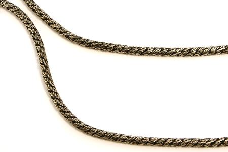 Design 18771: gray  necklaces