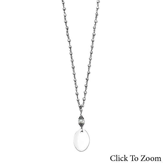 Design 22018: multi-color multi-stone necklaces