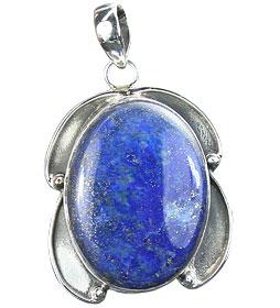 Design 15888: blue lapis lazuli american-southwest pendants