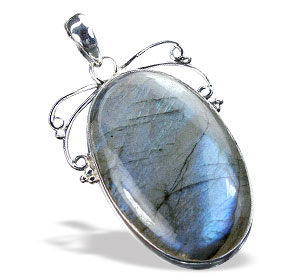 Design 15916: blue,green labradorite pendants