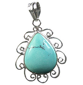 Design 16009: green chrysoprase classic pendants
