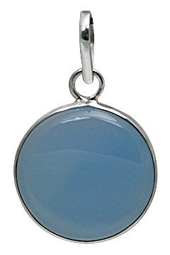 Design 3142: blue onyx pendants