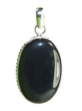 Design 6511: black onyx pendants