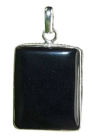 Design 8928: black onyx pendants