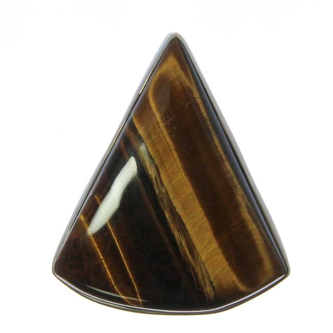 Design 21193: brown tiger eye rings