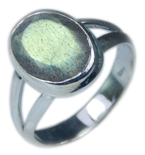 Design 21574: gray,yellow labradorite rings