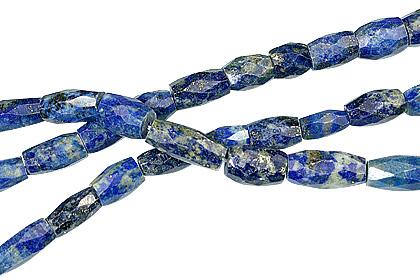 Design 12767: blue lapis lazuli beads