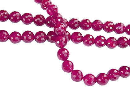 Design 16277: pink bulk lots faceted beads