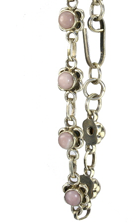 Design 11037: pink pink opal bracelets