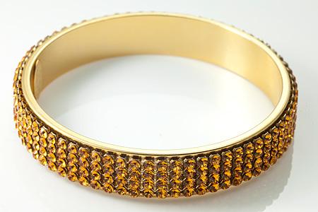 Design 9435: purple amethyst bangles bracelets