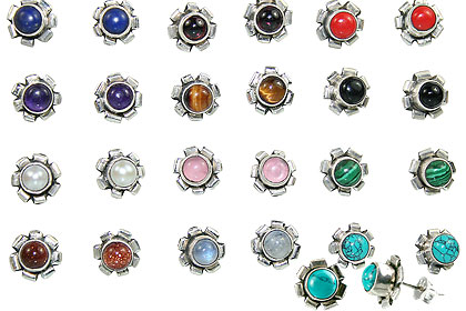 Design 15236: multi-color bulk lots earrings