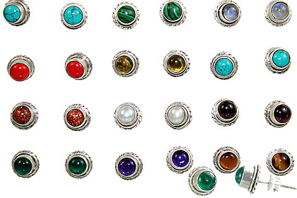 Design 15242: multi-color bulk lots earrings