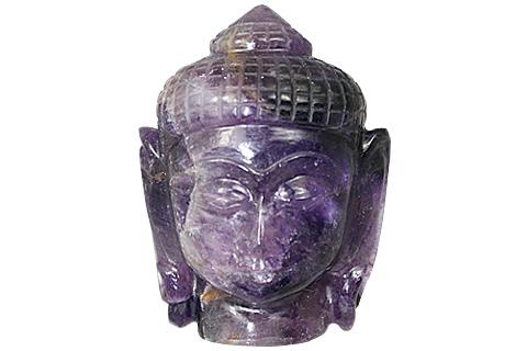 Design 11216: purple amethyst buddha healing