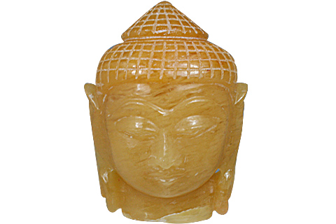 Design 11220: yellow jade buddha healing