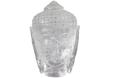 Design 11221: white crystal buddha healing