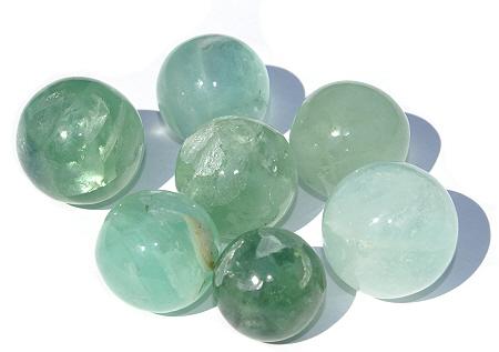 Design 11683: green fluorite healing