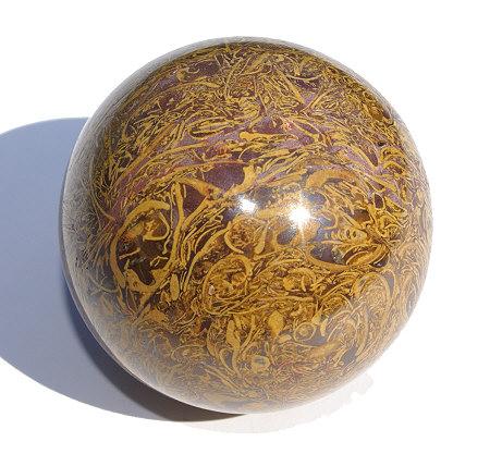 Design 11687: brown,yellow jasper spheres healing
