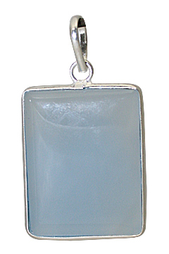 Design 12303: blue onyx pendants