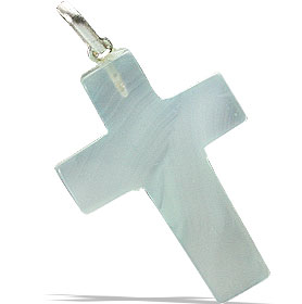 Design 13162: green onyx christian, cross, religious pendants