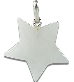 Design 13166: white quartz pendants
