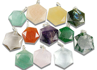 Design 13182: multi-color bulk lots pendants