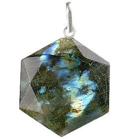 Design 13200: blue,green labradorite pendants