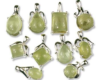 Design 13416: yellow bulk lots pendants