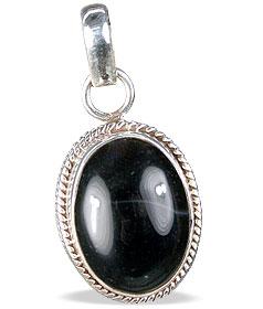 Design 13732: black onyx pendants