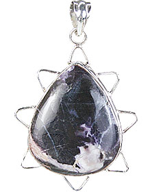 Design 15738: multi-color tiffany stone drop pendants